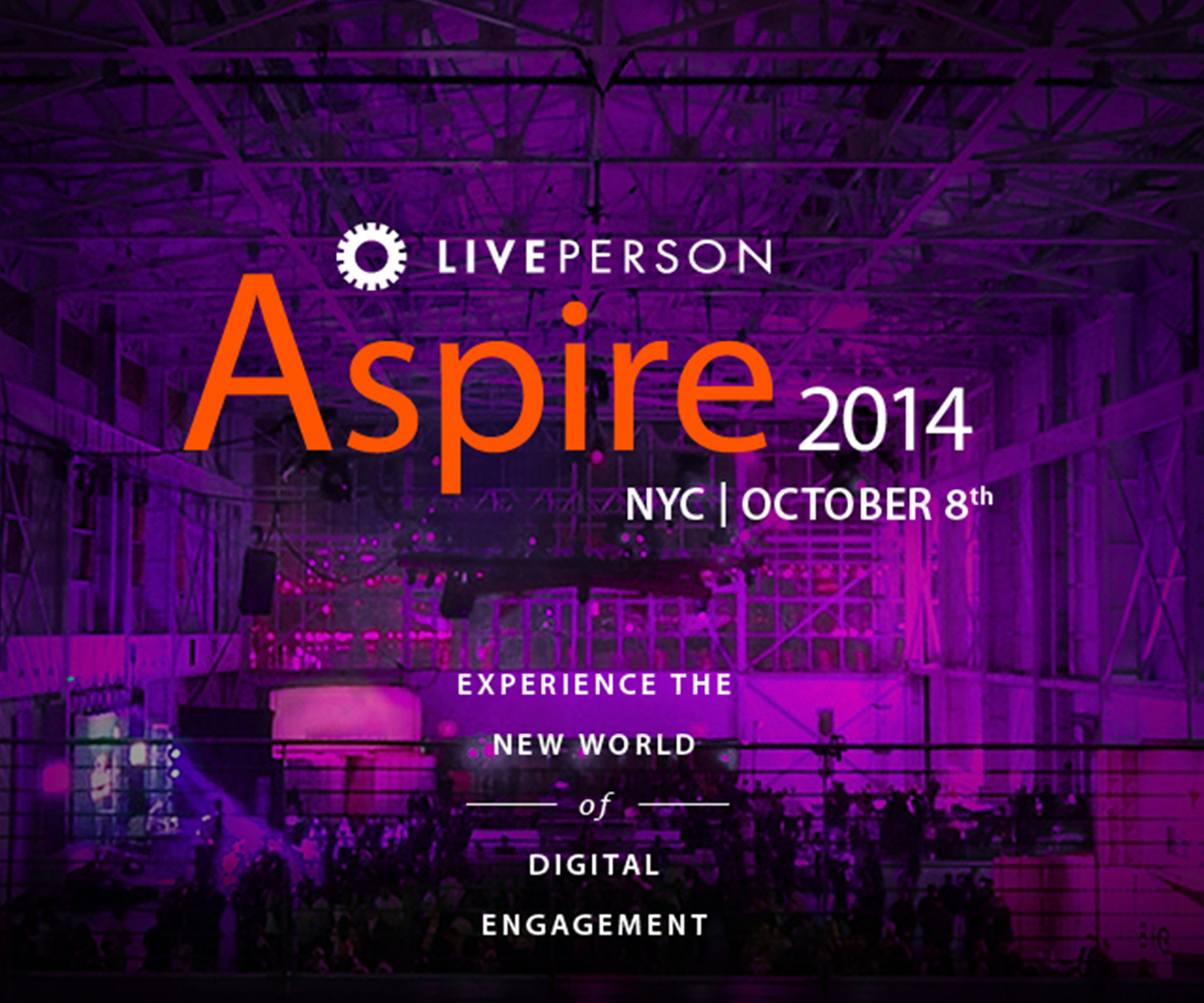 Aspire Event Site