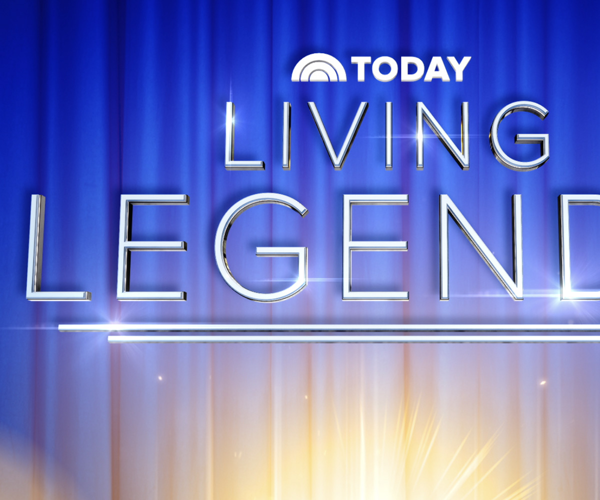 Living Legends Title Card