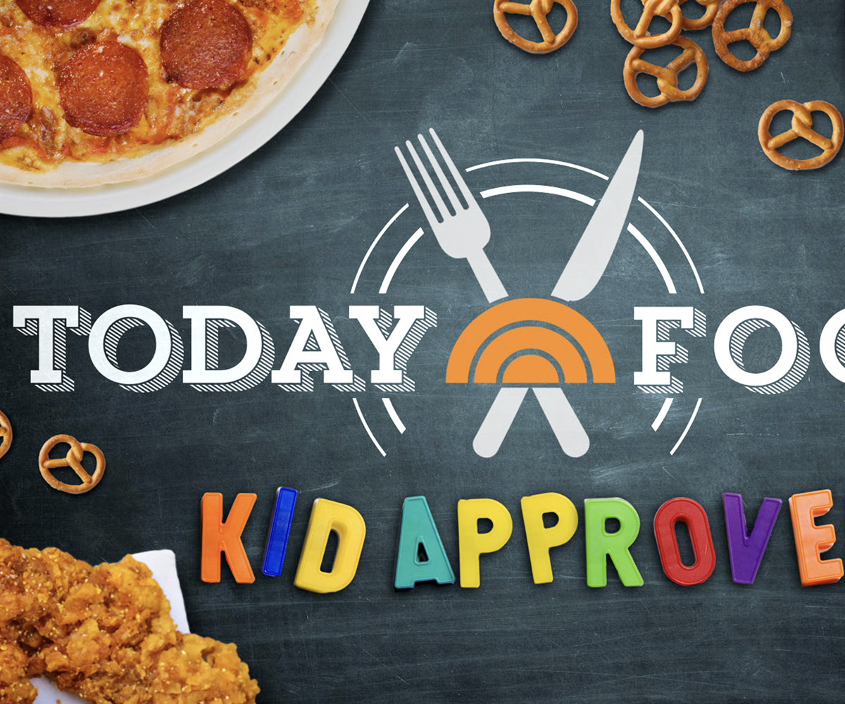 Today Food: Kids Approved title card