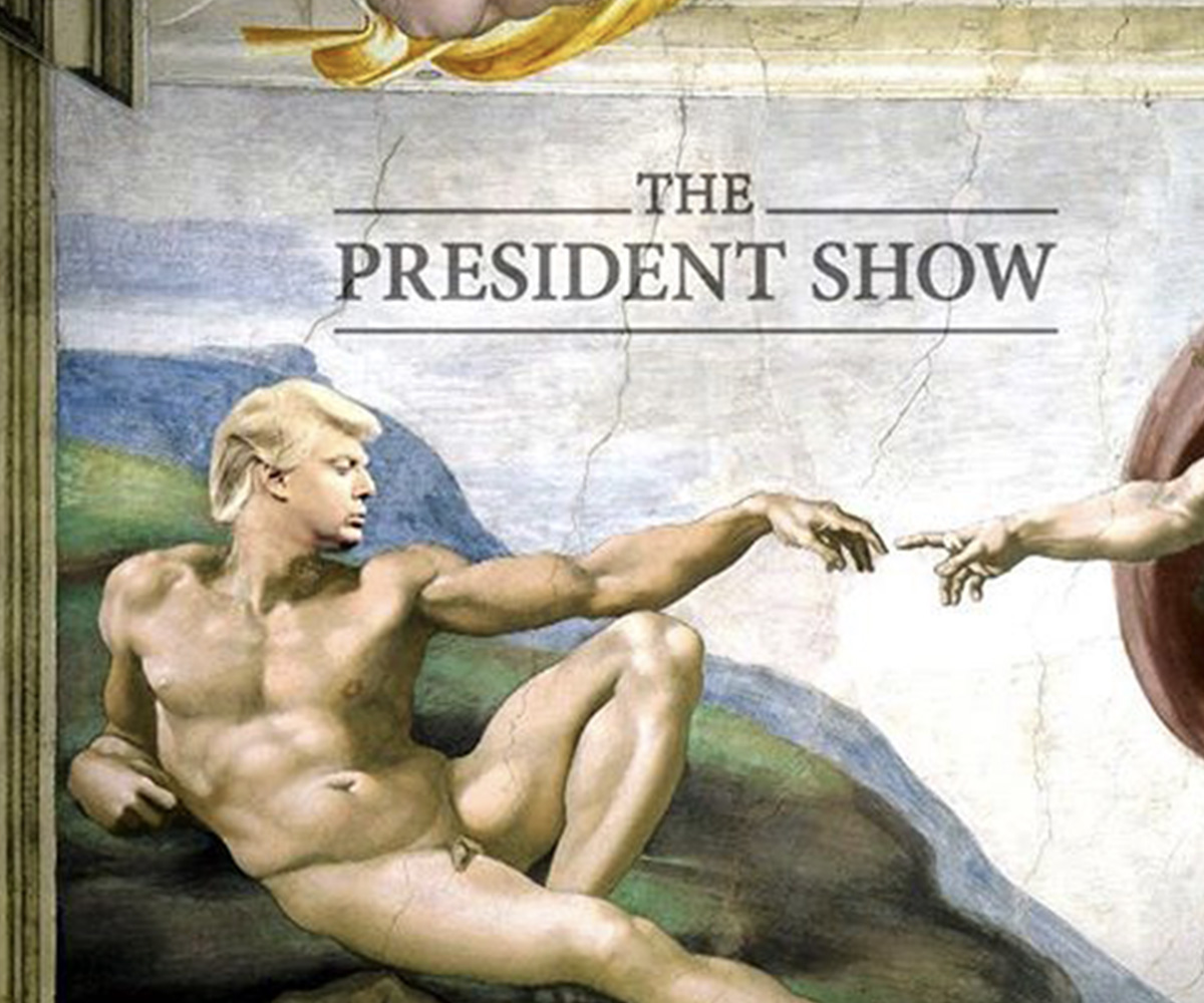 The President Show Bumper