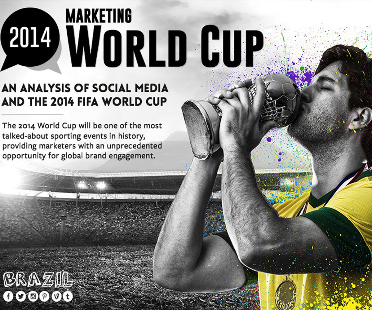 2014 World Cup Infographic